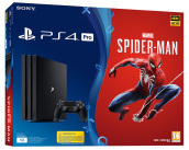 PS4 PRO + Marvel s Spider-Man