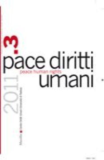 Pace diritti umani-Peace human rights (2011). 3.