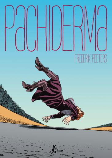 Pachiderma - Frederik Peeters |