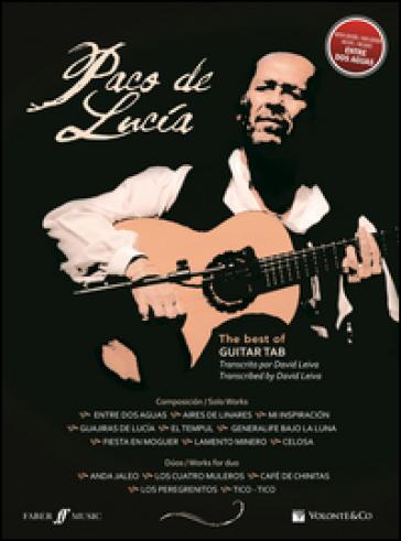Paco De Lucia. Best of guitar. Ediz. inglese e spagnola - Paco De Lucia | Rochesterscifianimecon.com