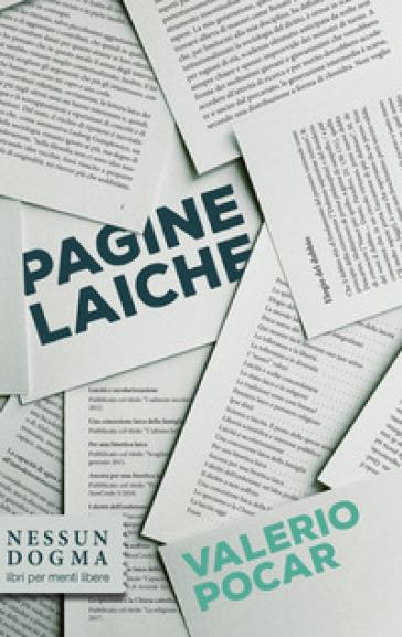 Pagine laiche - Valerio Pocar  