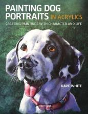 Painting Dog Portraits in Acrylics
