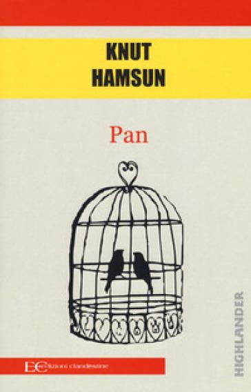 Pan - Knut Hamsun |