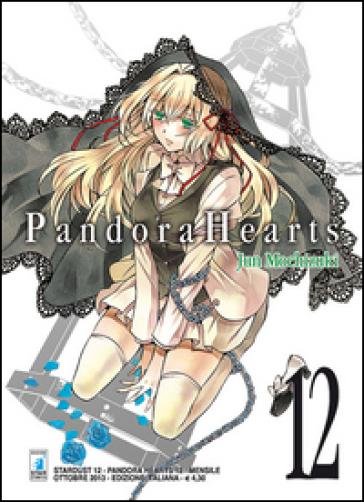 Pandora hearts. 12. - Jun Mochizuki   Rochesterscifianimecon.com