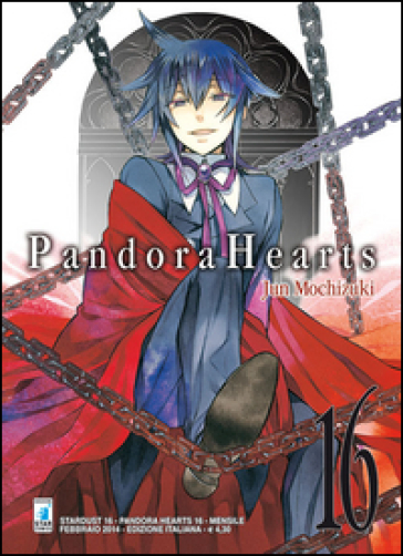 Pandora hearts. 16. - Jun Mochizuki | Jonathanterrington.com