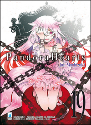Pandora hearts. 19. - Jun Mochizuki |