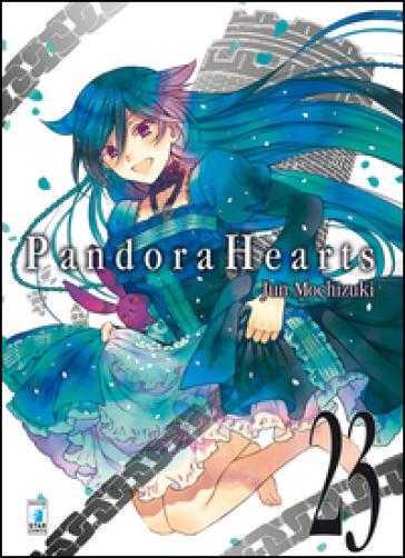 Pandora hearts. 23. - Jun Mochizuki | Jonathanterrington.com