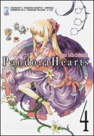 Pandora hearts. 4. - Jun Mochizuki |