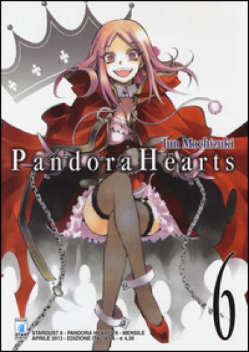 Pandora hearts. 6. - Jun Mochizuki  