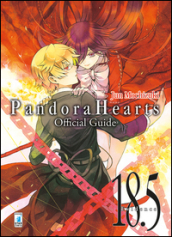 Pandora hearts. Official guide 18.5. Evidence
