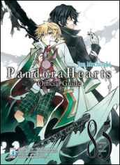 Pandora hearts. Official guide 8.5. Mine of mine