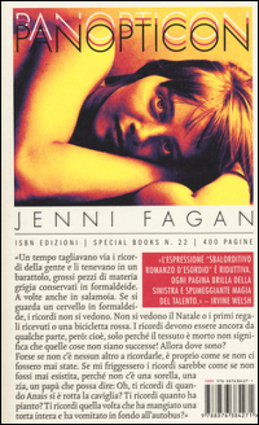 Panopticon - Jenni Fagan |