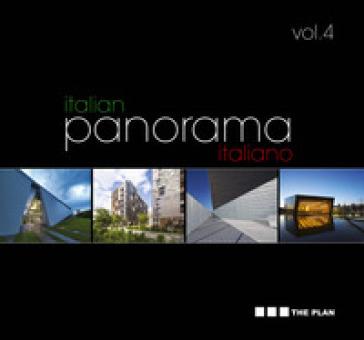 Panorama italiano. Ediz. italiana e inglese. 4.