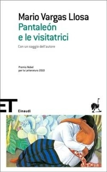 Pantaleon e le visitatrici - Mario Vargas Llosa pdf epub