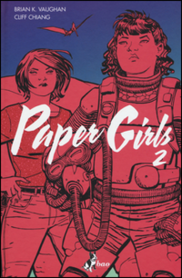 Paper girls. 2. - Brian K. Vaughan |