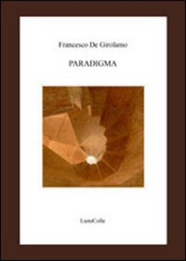 Paradigma - Francesco De Girolamo |