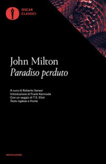 Paradiso perduto. Testo inglese a fronte - John Milton |