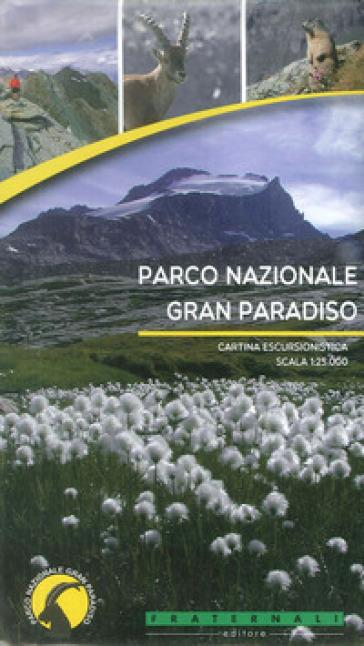 Parco nazionale del Gran Paradiso 1:25.000