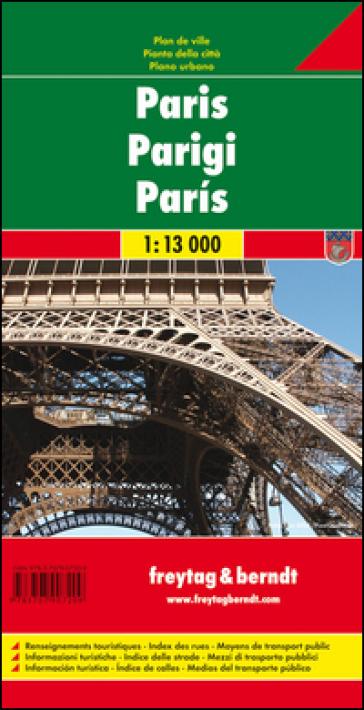 Parigi 1:13.000