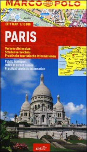 Parigi 1:15.000