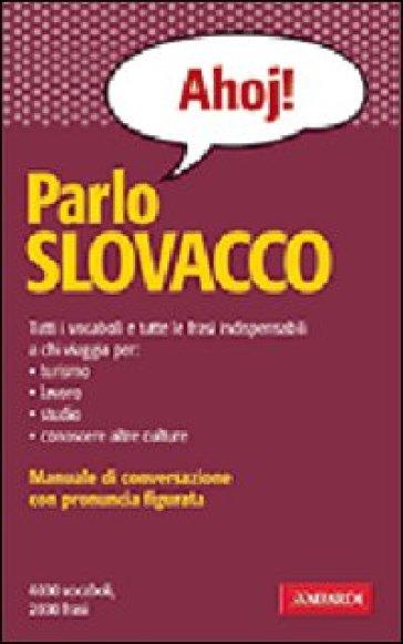 Parlo slovacco - Dagmar Dencikova De Blasio | Rochesterscifianimecon.com
