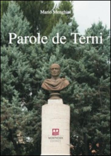 Parole de Terni - Mario Menghini  