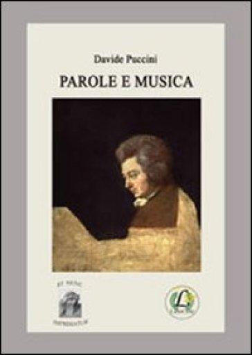 Parole e musica - Davide Puccini   Kritjur.org