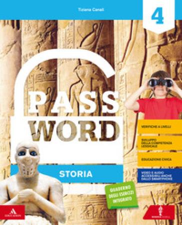 Password. Vol. unico. Per la 4ª classe elementare. Con e-book. Con espansione online - Germana Girotti |