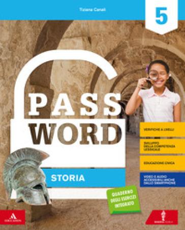 Password. Vol. unico. Per la 5ª classe elementare. Con e-book. Con espansione online - Germana Girotti | Kritjur.org