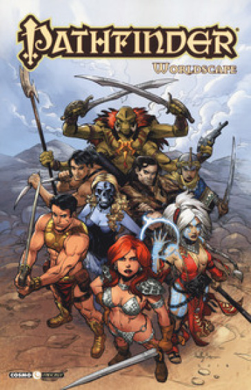 Pathfinder. 7: Worldscape - Erik Mona |