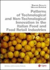 Patterns of technological and non-technological innovation in the italian food retail industries