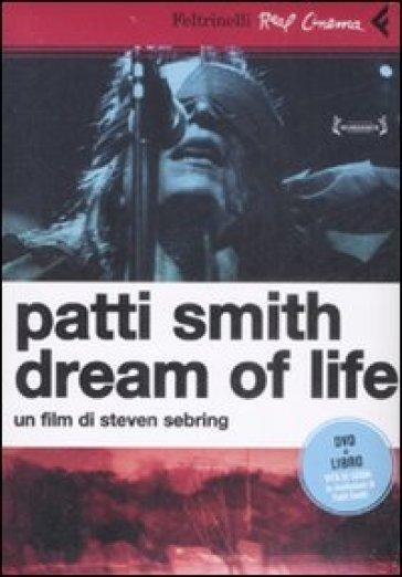 Patti Smith. Dream of life. DVD. Con libro - Steven Sebring |