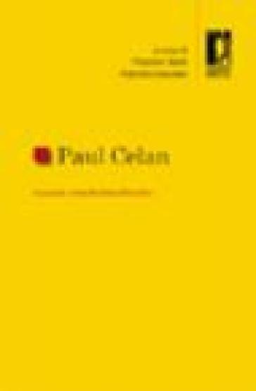 Paul Celan. La poesia come frontiera filosofica
