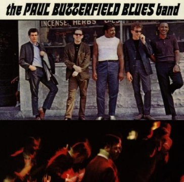 Paul butterfield bluesban