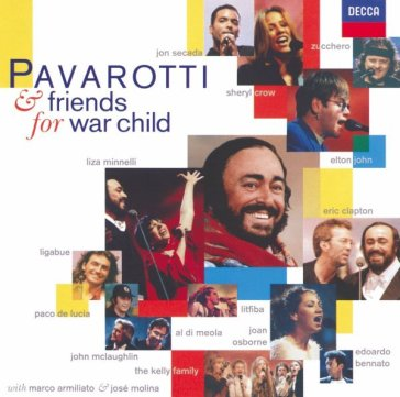 Pavarotti & friends 4