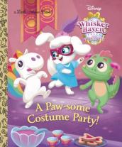 A Paw-Some Costume Party! (Disney Palace Pets Whisker Haven Tales)
