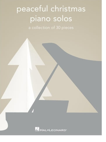 Peaceful Christmas Piano Solos Songbook