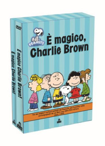 I Peanuts. E magico, Charlie Brown. Con DVD - Charles Monroe Schulz | Rochesterscifianimecon.com