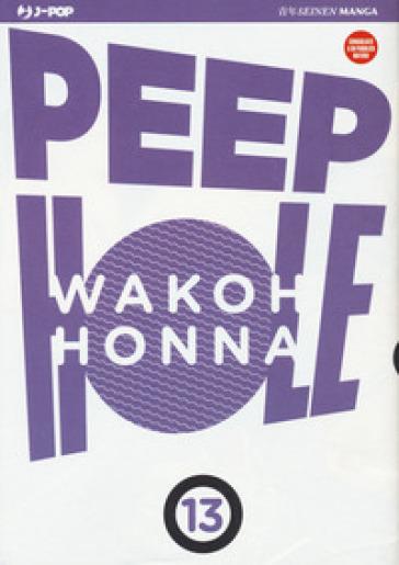 Peep hole. 13. - Wakoh HONNA pdf epub