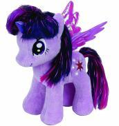Peluche My Little Pony Twilight 18cm