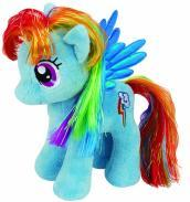 Peluche My Little Pony Rainbow Dash 18cm