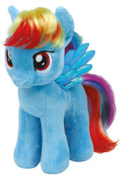 Peluche My Little Pony Rainbow Dash 28cm