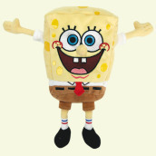 Peluche Spongebob 18 cm Best Day Ever