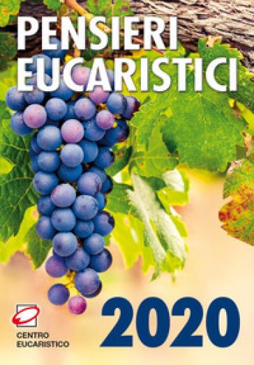 Pensieri eucaristici 2020