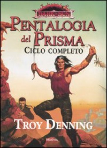 Pentalogia del Prisma. Dark Sun. Ciclo completo - Troy Denning | Jonathanterrington.com