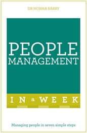 People Management In A Week