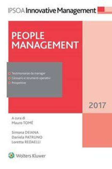 People management - Mauro Tomè |