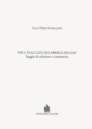 Per l'Eracleide di Gabriele Zinano