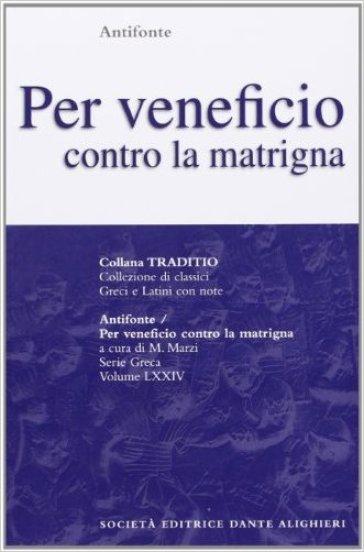 Per veneficio contro la matrigna - Antifonte pdf epub