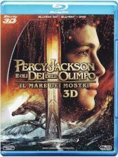 Percy Jackson e gli dei dell'Olimpo - Il mare dei mostri (3 Blu-Ray)(3D+2D+DVD)